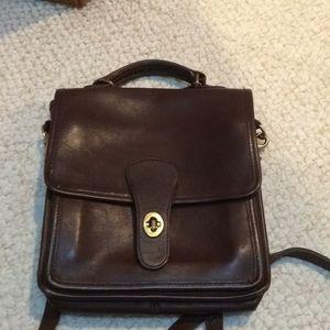 Vtg coach purse